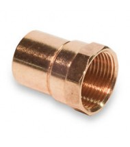 Copper Female Adapters