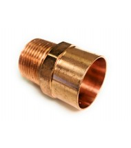 Copper Male Adapters (Copper X N.P.T)