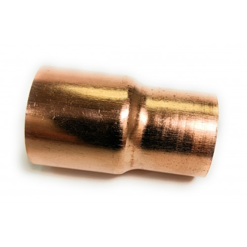 1/4  Fitting X 1/8  Copper(1/4 OD ) Copper Fitting Reducer (Fitting X Copper)