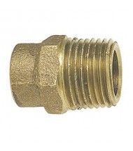 Metric Copper Male Adapters ( Pipe/Tubing OD X B.S.P ) CAST FITTING