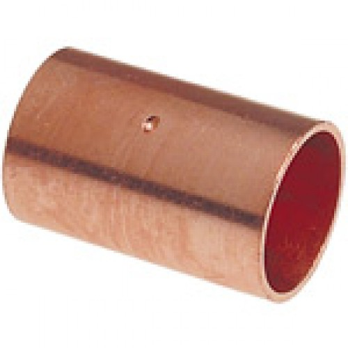 6mm Metric Copper Couplings ( Pipe/Tubing OD )