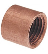 Copper Flush Bushing (Fitting X Copper)