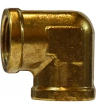 Brass 90 Forged Female Elbow
