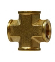 Brass Forged Cross