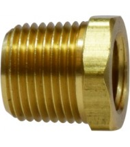 Brass Hex Bushings