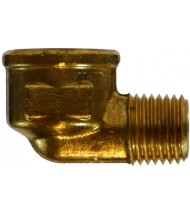 Brass Forged 90 Deg Street elbow