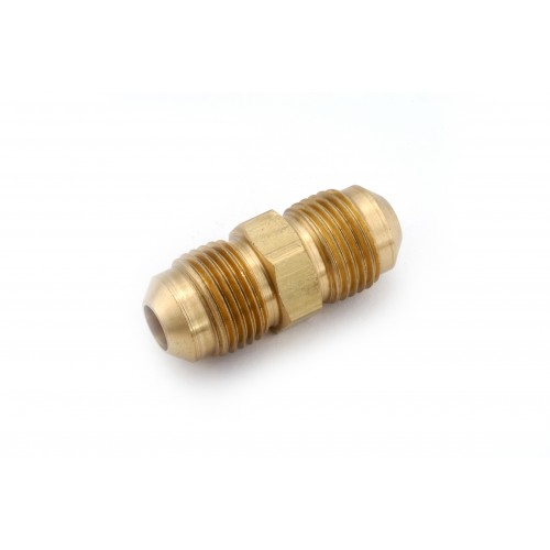 1/4 OD Brass Flare Union