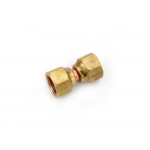 1/4 OD Brass Swivel Nut Connector