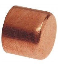 Metric Copper Cap ( Pipe/Tubing OD )