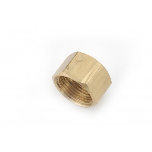 1/4  Brass Compression Cap