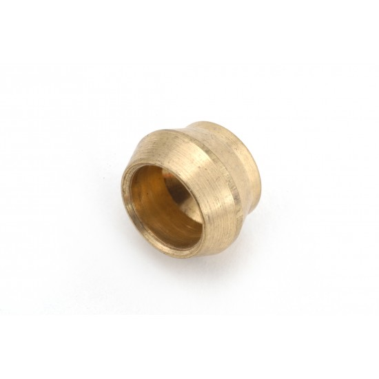 12mm OD Metric Brass Compression Sleeves