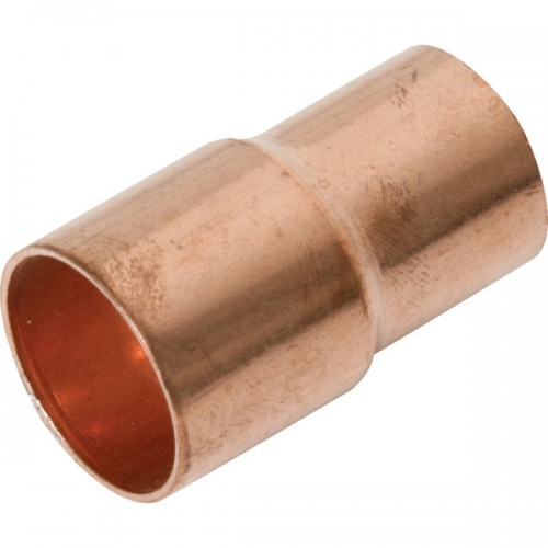 8mm X 6mm Metric Copper Fitting Reducers ( Fitting x  Pipe/Tubing OD )