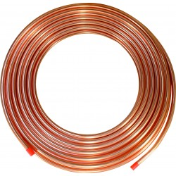 "1/8"" Copper Tubing  - Refrigeration ACR (1/8"" OD X 50 FT)"