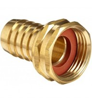 Hose Barb x Female Garden Hose Swivel