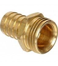 Brass Hose Barbs X Male Garden Hose Thread