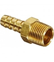 Brass Hose Barbs X Male Pipe Thread