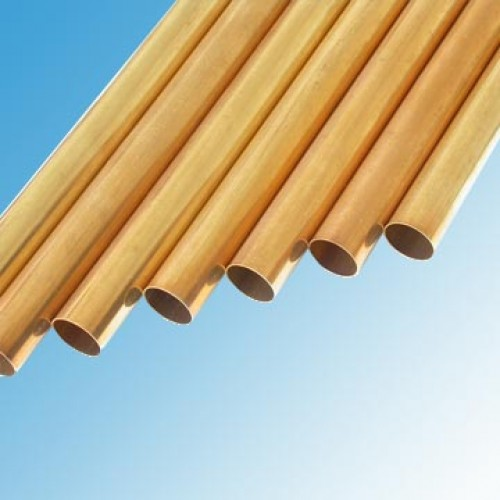2-1/2 (2-5/8  OD) TYPE K  Hard Copper OXY/MED 20 FT Lengths