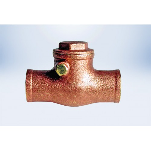 1/2  Check Valve - Solder Ends - Lead Free